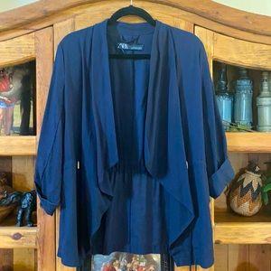 Zara Open Front Jacket